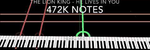 Hans Zimmer - [Black midi](Reupload) The Lion King - He Lives in You, 472k notes, HDSQ.mid.