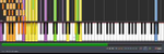 "InDaHood - [Black MIDI] Synthesia - ""The Song"" Blacked 1.26 Million [Re-Attempt]"