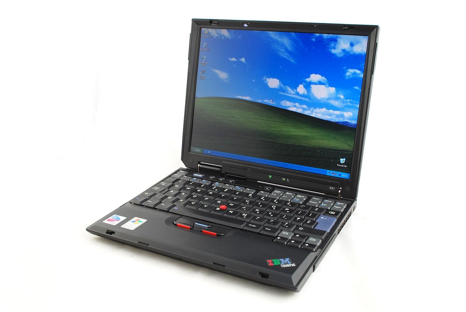IBM ThinkPad X31 wireless driver