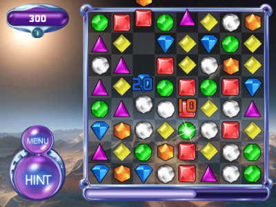 Click here to play Bejeweled 2