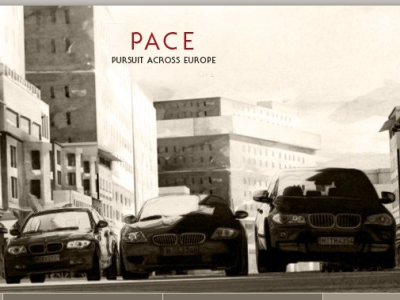 Click here to play BMW PACE (Pursuit Across Europe)