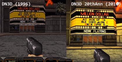 Duke Nukem 3D 20th Anniversary Comparison: World Tour vs Original vs Megaton